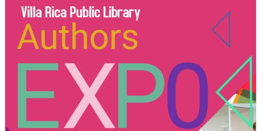 Villa Rica Author's Expo 2019