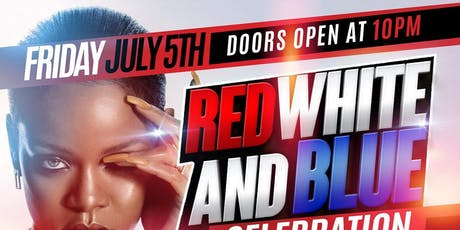 RED WHITE AND BLUE | OFFICIAL FIRST FRIDAYS | UPTOWN SWAGGA LIVE tickets