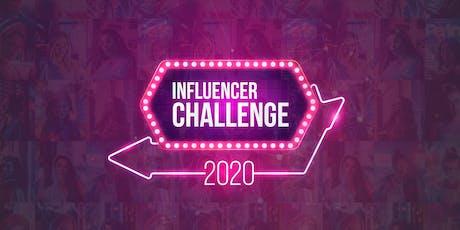 Influencer Challenge ingressos
