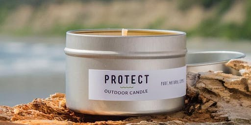 Sip+Make+Take® Citronella Travel Candles