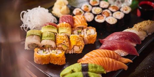 Gin meets Sushi