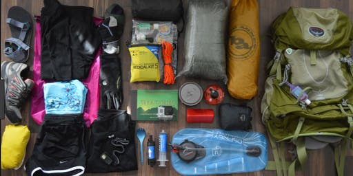 Intro to Hiking / Backpacking, as told by a hiking enthusiast
