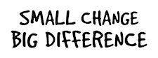 Small Change, Big Difference  logo