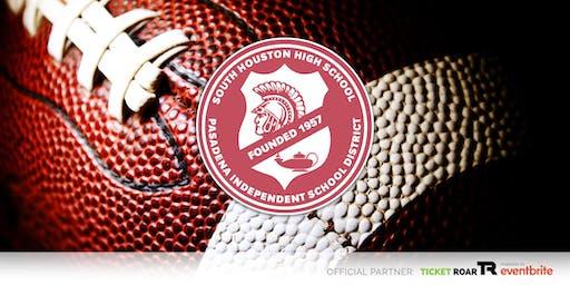 South Houston vs Dobie FR Football