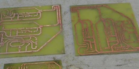 How to Etch PCB Workshop tickets