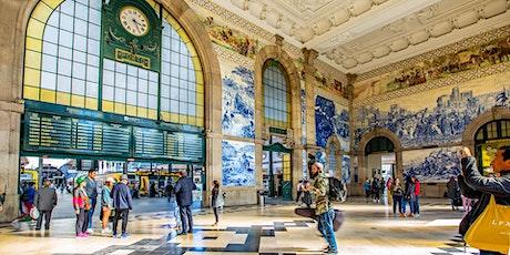 Foto Reise Porto bilhetes
