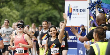 Pride RUNTalk: Front Runners NY Chat tickets
