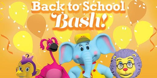 Back to School Bash!