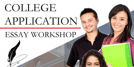 College Application Essay Workshop tickets