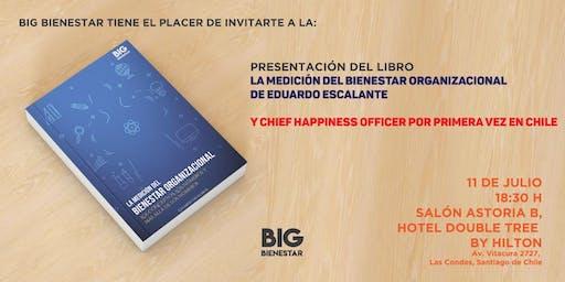 """Presentación del libro: """"La Medición del Bienestar"""" de Eduardo Escalante."""