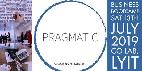 Pragmatic.ie Business Bootcamp tickets