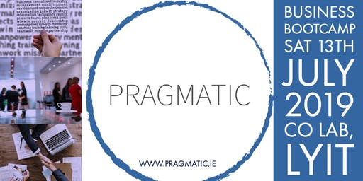 Pragmatic.ie Business Bootcamp