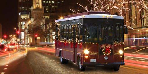BYOB Holiday Lights Trolley - Grand Rapids