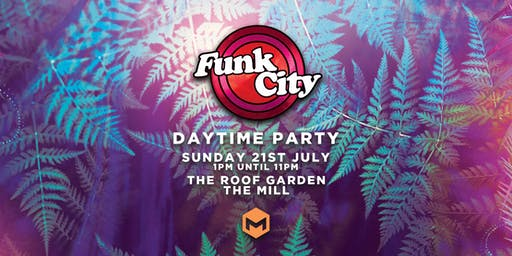 Funk City (The Mill, Birmingham)