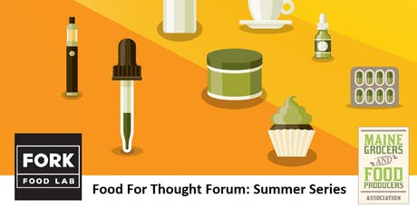 Food for Thought Forum: Summer Series- Your CBD Questions, Answered! tickets