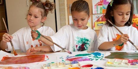 Kids Summer Art Class tickets