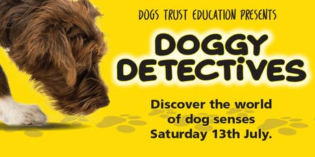 Doggy Detectives 2019 tickets