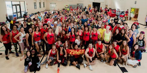 ZUMBATHON, Beat the Heat 2019