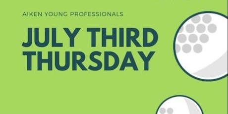 Aiken Young Professional - Third Thursday  tickets