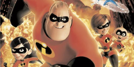 FREE Outdoor Movie: The Incredibles tickets