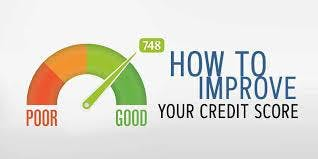 Learn how to improve your credit