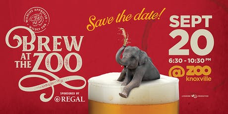 Zoo Knoxville's Brew at the Zoo tickets