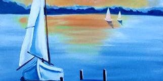 Sip and Sail Away with m-ART-ina Hahn