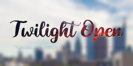 Twilight Open tickets