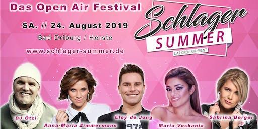 Schlager Summer - Das Open Air Festival