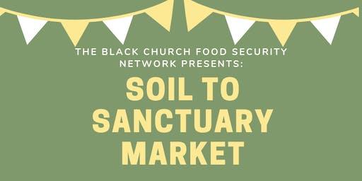 Soil to Sanctuary Community Market