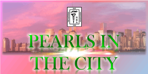 The National Bar Association Pearls in the City Reception