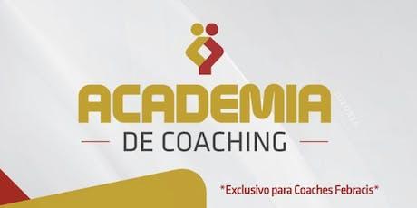 [FLORIANÓPOLIS/SC] ACADEMIA DE COACHING - *Exclusivo para Coaches Febracis - 02/07/2019 ingressos