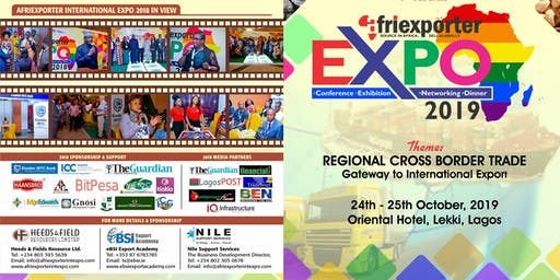 AFRIEXPORTER INTERNATIONAL EXPO 2019