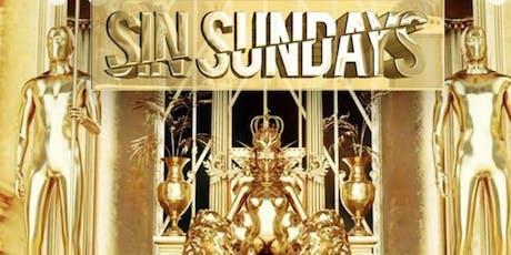 SIN SUNDAYS AT JOSEPHINE LOUNGE tickets