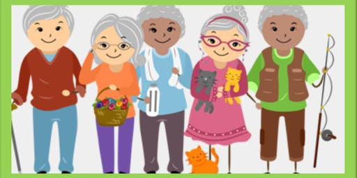 National Senior Citizens Day August 20, 2019