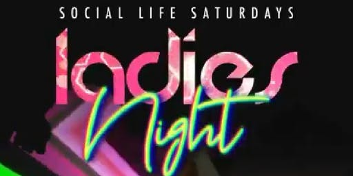 Social Life Saturdays! Ladies free til 12w/ RSVP! Guys free til 11:30pm..DRESS CODE SEXY! For sections text 404.808.1249!