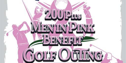200+ Men in Pink Benefit Golf Outing