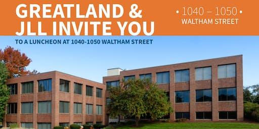 1040-1050 Waltham Street Luncheon