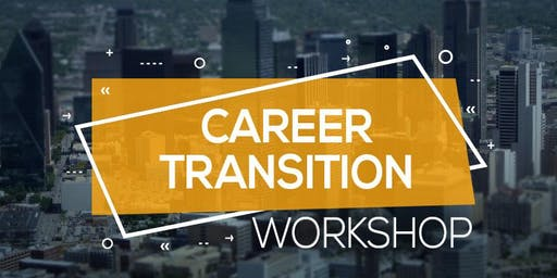 CCTC Alumni Career Services Workshop: NAVIGATING CAREER CHANGES