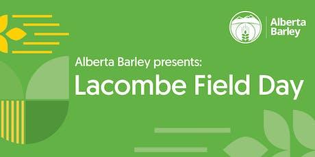 Alberta Barley presents the Lacombe Field Day tickets
