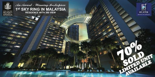 1st Sky Ring in Malaysia - Datum Jelatek Residence [Property Sales Gallery]