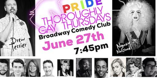Thoroughly Gay Thursday