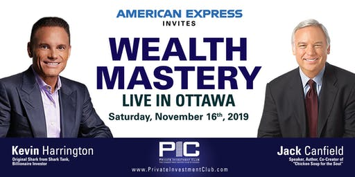 Wealth Mastery with Jack Canfield & Kevin Harrington