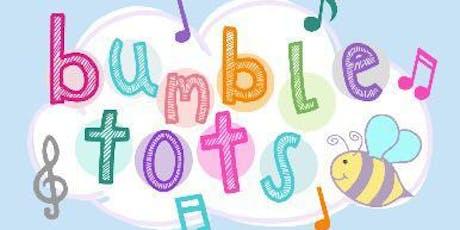 Bumble Tots - Babies Class, Shipley, Friday AM tickets