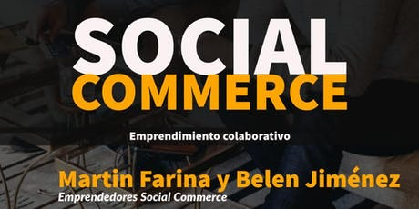 Social commerce tickets