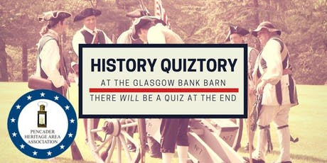History Quiztory at The Bank Barn at Glasgow Park  tickets