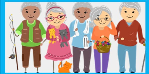 National Senior Citizens Day August 21, 2019