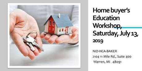 Home Buyer's Education Class tickets