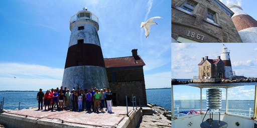 Exclusive Boat Trip and Exploration @ Execution Rocks Lighthouse