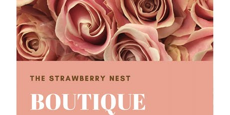 The Strawberry Nest Boutique tickets